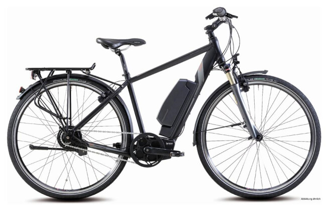 E-Bike Steppenwolf Transterra E 8.1 Men 2017