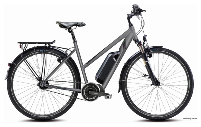 E-Bike Steppenwolf Transterra E 7.1 Lady 2017