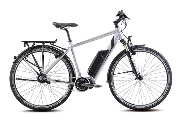 E-Bike Steppenwolf Transterra E 7.1 Men 2017