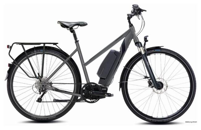 E-Bike Steppenwolf Transterra E 11.5 Lady 2017