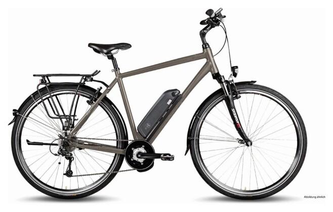E-Bike Vaun EMIL 2017