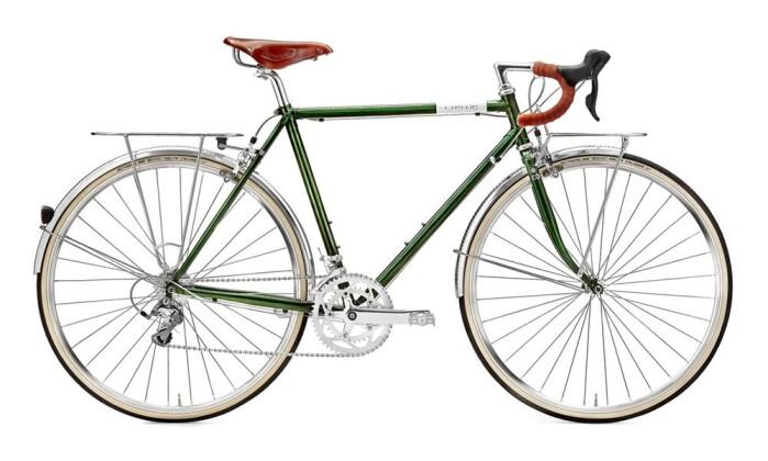 Trekkingbike Creme Cycles Echo Lungo 20-speed 2017
