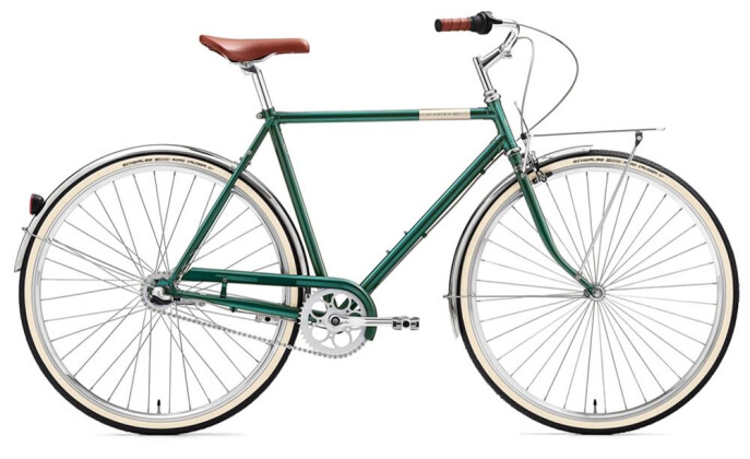 Citybike Creme Cycles Caferacer Man Uno 3-speed 2017