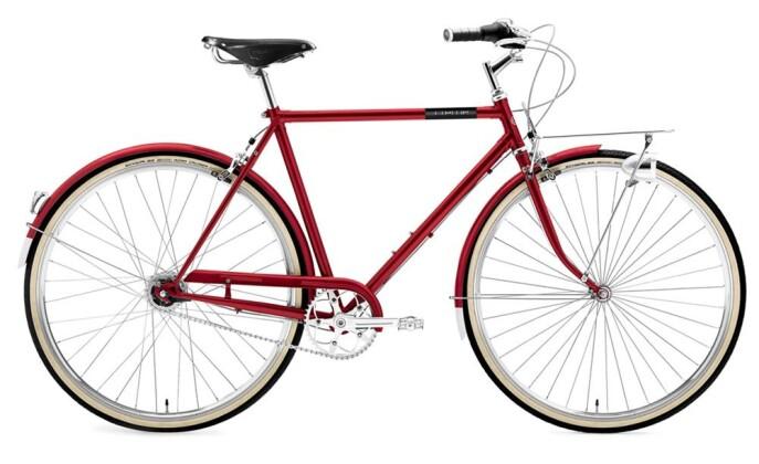 Citybike Creme Cycles Caferacer Man Doppio 7-speed 2017