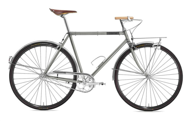 Citybike Creme Cycles Caferacer Man LTD Edition 8-speed 2017