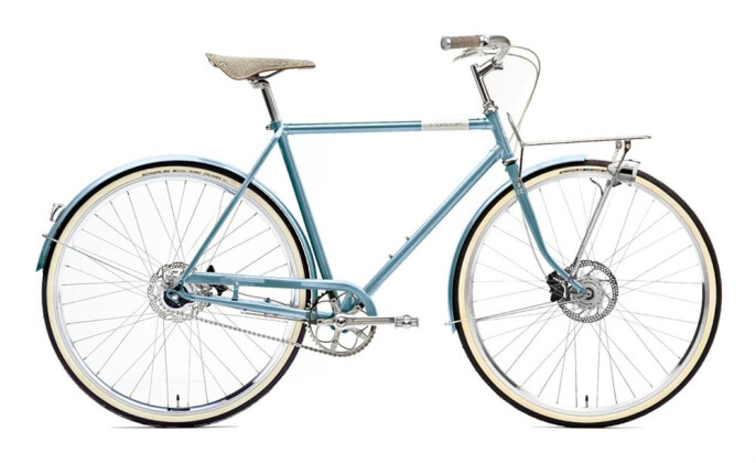 Citybike Creme Cycles Caferacer Man Disc LTD Edition 8-speed 2017