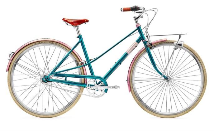 Citybike Creme Cycles Caferacer Lady Doppio 7-speed 2017