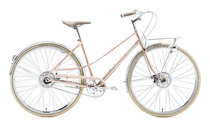 Citybike Creme Cycles Caferacer Lady Disc LTD Edition 8-speed 2017