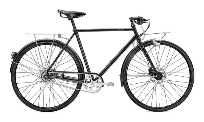 Citybike Creme Cycles Ristretto Classic, 8-speed, dynamo 2017