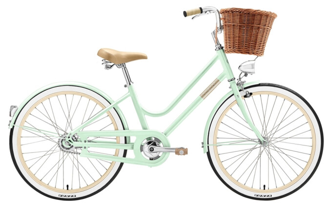 """Kinder / Jugend Creme Cycles Mini Molly 24"""" Automatix 2-speed 2017"""