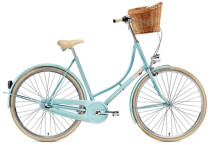 Hollandrad Creme Cycles Holymoly Lady Solo 3-speed