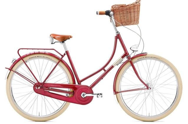 Hollandrad Creme Cycles Holymoly Lady Doppio 7-speed 2017
