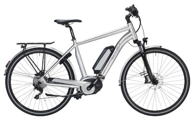 E-Bike EBIKE S004 SILBERPFEIL 2017