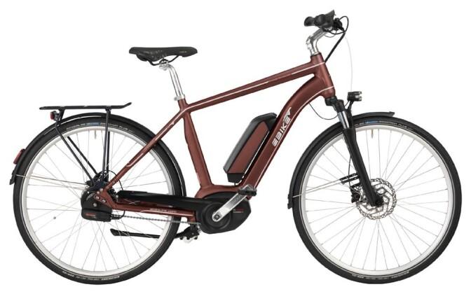 E-Bike EBIKE S001 ROUBAIX 2017