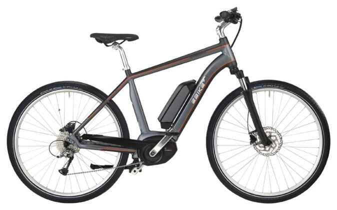 E-Bike EBIKE CROSS GIRO 2017