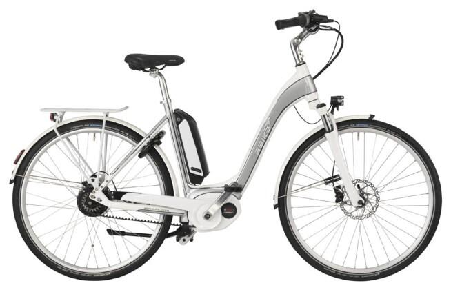 E-Bike EBIKE C001 PORTOFINO (Rahmenakku) 2017