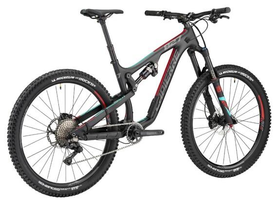 Mountainbike Lapierre VTT ZESTY AM 827 2017