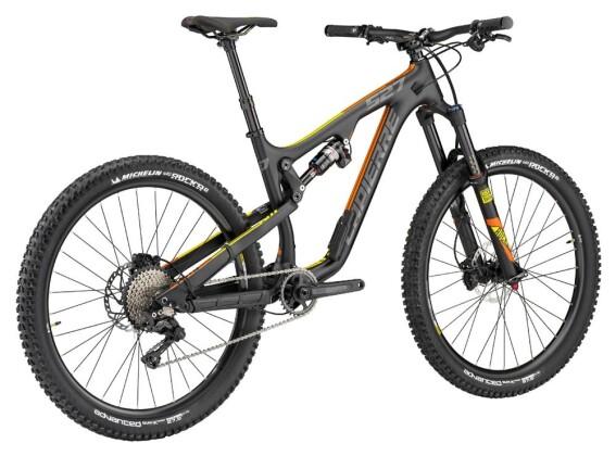 Mountainbike Lapierre VTT ZESTY AM 527 2017