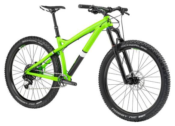 Mountainbike Lapierre EDGE+ 527 2017