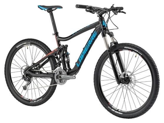 Mountainbike Lapierre X-CONTROL 127 2017