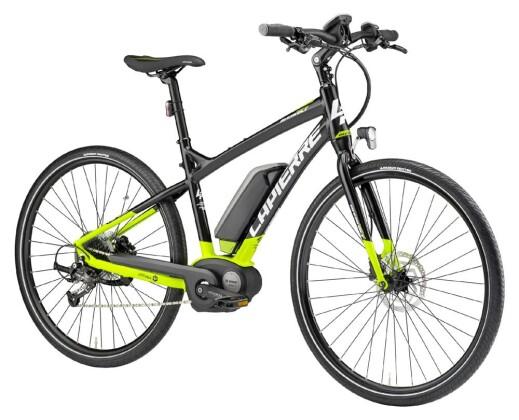 E-Bike Lapierre OVERVOLT SHAPER 400 2017