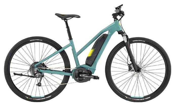 E-Bike Lapierre OVERVOLT CROSS 800 W 2017