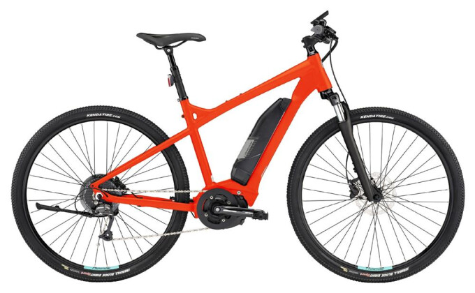 E-Bike Lapierre OVERVOLT CROSS 800 2017