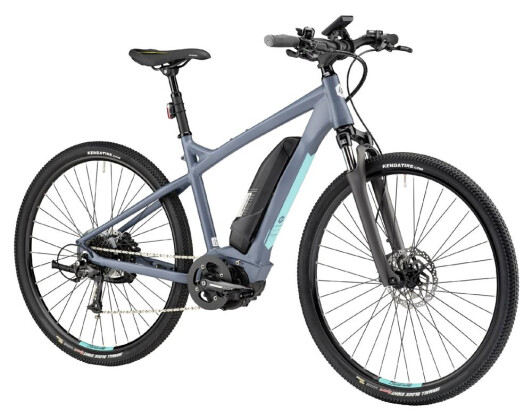 E-Bike Lapierre OVERVOLT CROSS 400 2017