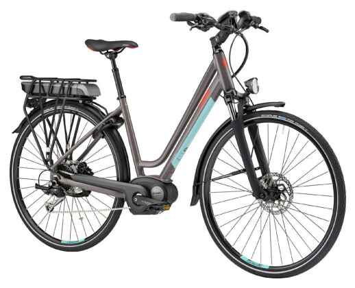 E-Bike Lapierre OVERVOLT TREKKING 600 W 2017