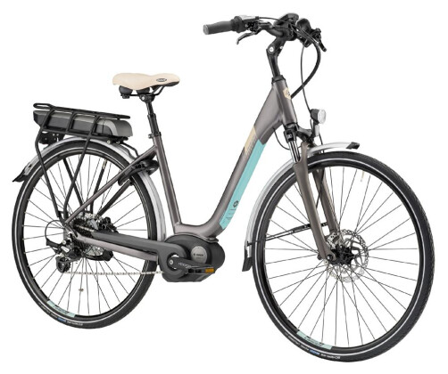E-Bike Lapierre OVERVOLT URBAN 400 2017
