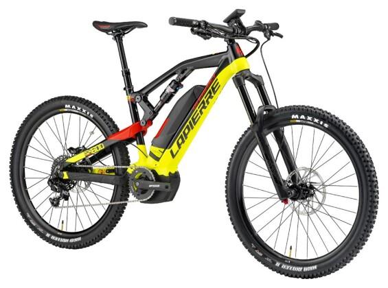 E-Bike Lapierre OVERVOLT SX 600 2017