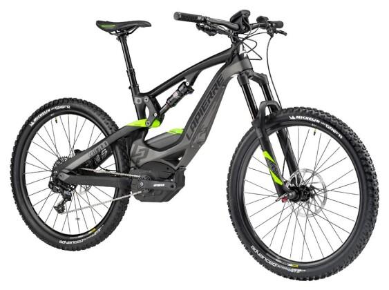 "E-Bike Lapierre VTT OVERVOLT AM700 Carb 27.5"" 2017"
