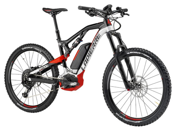 E-Bike Lapierre OVERVOLT AM 700 2017
