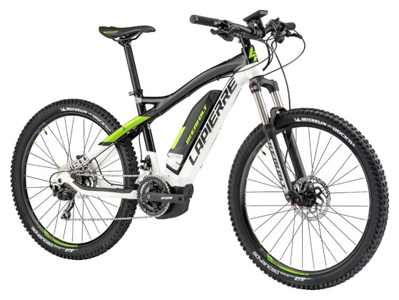 """E-Bike Lapierre VTT OVERVOLT HT500 27.5""""   YAMAHA 2017"""