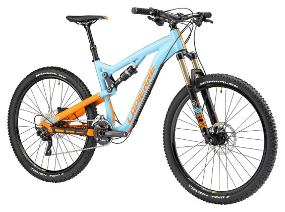 Mountainbike Lapierre ZESTY XM 327 2017
