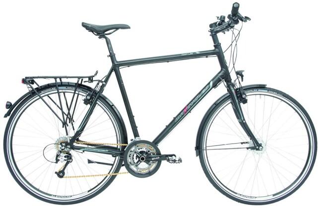 Trekkingbike Maxcycles Town Lite XG 8 2017