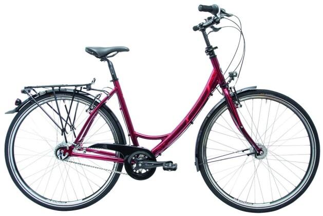 Citybike Maxcycles City Lite Rohloff SL 2017