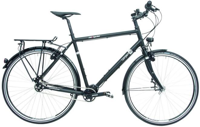 Citybike Maxcycles Pinjen GTS 2017