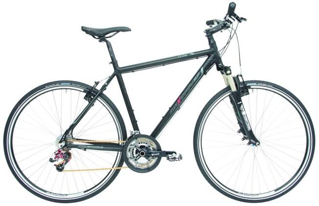 Urban-Bike Maxcycles CX One XK 20 2017
