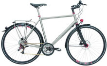 Trekkingbike Maxcycles Titanium Rohloff GTS