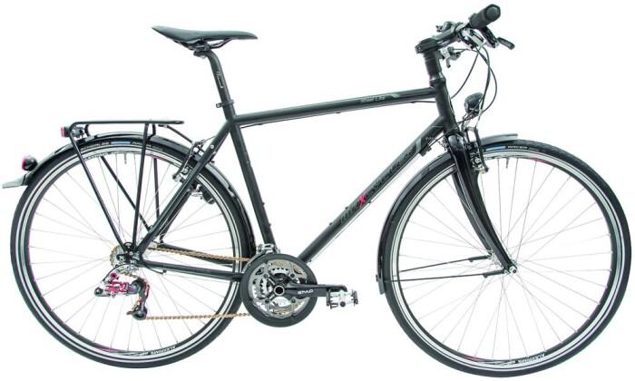 Trekkingbike Maxcycles Steel Lite XG 8 2017