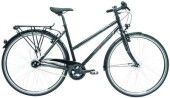 Citybike Maxcycles Steel Lite Trapez XK 24