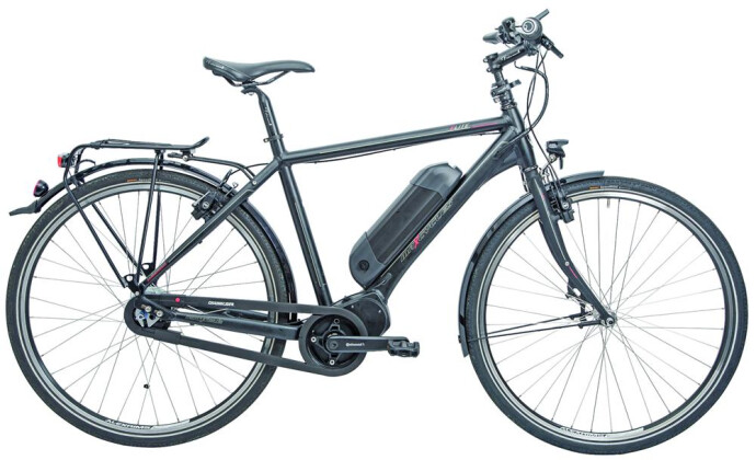 E-Bike Maxcycles Elite Continental XG 8.2 2017