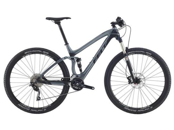 Mountainbike Felt Edict 4 2017