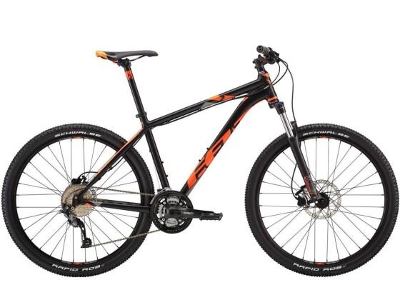 Mountainbike Felt 7 Seventy 2017