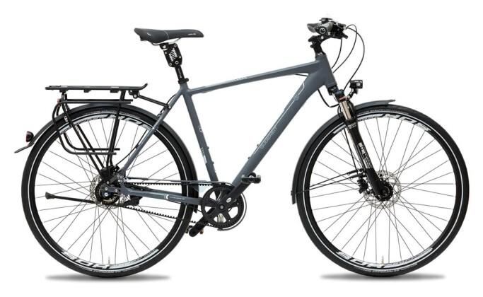 Citybike Gudereit Premium 11.0 Evo 2017