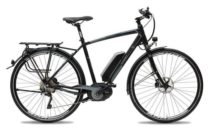 E-Bike Gudereit ET 8 Evo 2017