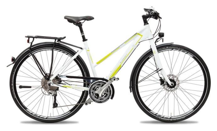 Trekkingbike Gudereit X 80 Evo 2017