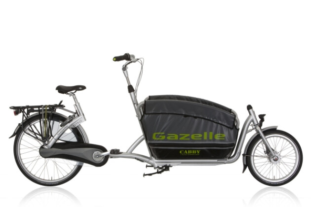 E-Bike Gazelle Cabby  T7 2017