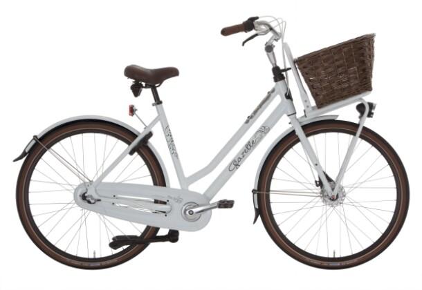 Citybike Gazelle Miss Grace  T3 2017